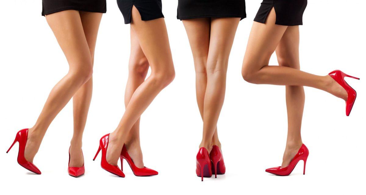 Ce qu'il faut regarder sur une paire de chaussures à talons